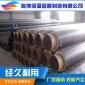 现货供应 保温钢管 聚氨酯保温钢管 批发加工 直埋式保温钢管